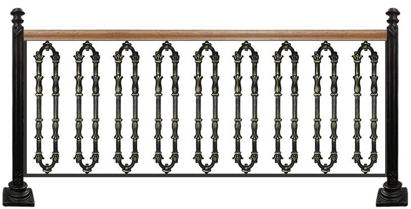 KD-600-casting-railing